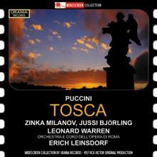 PUCCINI: Tosca (Milanov - Bjorling - Warren)