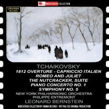 CIAIKOVSKY: Opere orchestrali(Bernstein
