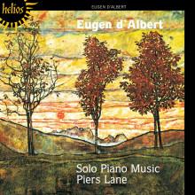 D'albert Eugene: Opere Per Piano Solo