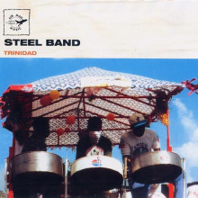TRINIDAD E TOBAGO: Steel Band