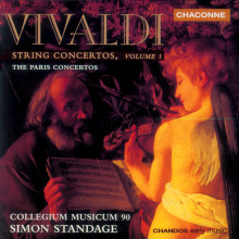 Vivaldi: Concerti Per Archi Vol.1