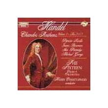 Handel: Chandos Anthems Vol. 3