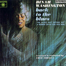DINAH WASHINGTON: Back to the Blues