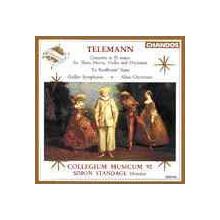 TELEMANN: Concerti & Overtures