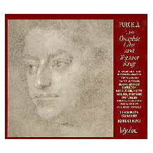 PURCELL: Odes and Welcome Songs ( Integrale 8 CD)