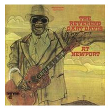 REVEREND GARY DAVIS: At Newport