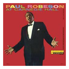PAUL ROBESON: At Carnegie Hall
