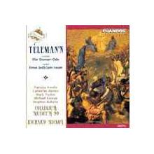Telemann: Die Donner - Ode - Cantata