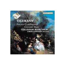 Telemann: Sonate Corellisantes - Canonic..