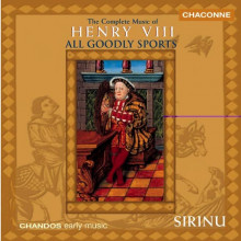 Henry Viii: Integrale Delle Composizioni