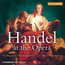 Handel: Handel All'opera