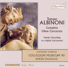 Albinoni: Concerto Per Oboe