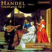 HANDEL: Concerti Grossi Vol. 2