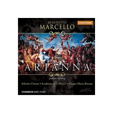 Marcello: Arianna (commedia In Musica)