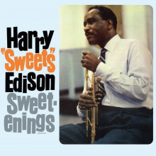 "HARRY ""SWEET"" EDISON: Sweetenings"