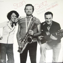 STAN GETZ - JOAO GILBERTO: The Best of Two World