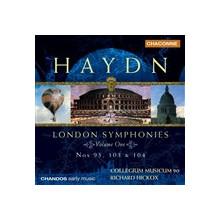 HAYDN: Sinfonie londinesi Vol.1