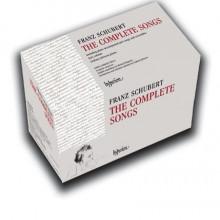 SCHUBERT: Integrale dei Lieder(40CDs)
