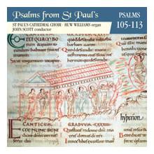 A.V.:SALMI DELLA CHIESA DI ST.PAUL VOL.9