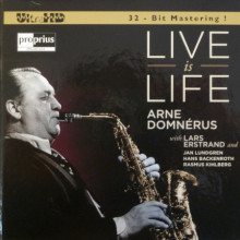 Arne Domnerus: Live Is Life