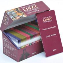 Liszt: Integrale Della Musica Per Piano
