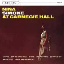 Nina Simone At Carnegie Hall - 1963