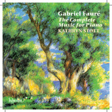 FAURE: The Complete music for piano