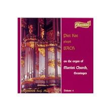 BACH: Opere per organo Vol.4