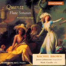 QUANTZ: Sonate per flauto e B.C.