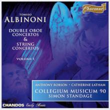 ALBINONI: Concerti per due oboi