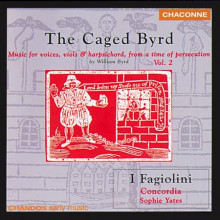 BYRD: Opere per cembalo - voci e viole (2)