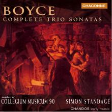 Boyce: Trio Sonate