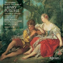 PURCELL: The Secular Songs (Integrale)