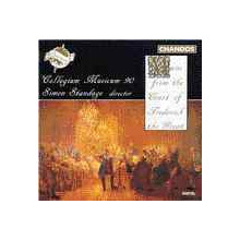 Aa.vv.: Musica Per Federico Il Grande