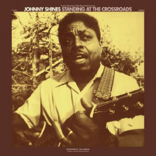 SHINES JOHNNY:Standing at the crossroads