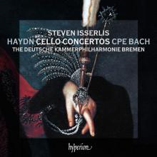HAYDN - BACH C.P.E.: Concerti per cello