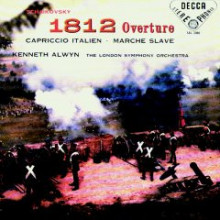 CIAIKOVSKY: Ouverture 1812 - Capriccio Italiano - Marce slave