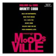ARNETT COBB:: Ballads by Cobb