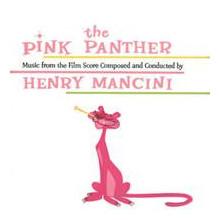 HENRY MANCINI:La pantera rosa