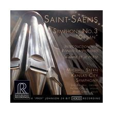 SAINT - SAENS: Sinfonia N.3 'Organo'