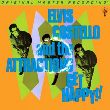 ELVIS COSTELLO: Get Happy!
