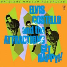ELVIS COSTELLO: Get Happy!