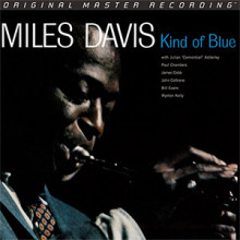 MILES DAVIS: Kind of Blue (45 RPM)