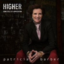 PATRICIA BARBER: Higher