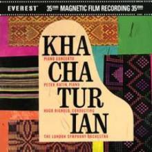 KHACHATUTRIAN: Concerto per piano e orc.