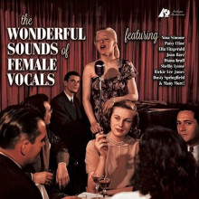 AA.VV. : The wonderful sounds of female vocals