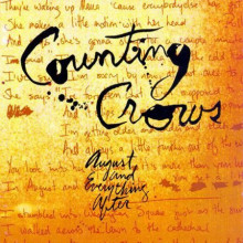 COUNTING CROWS:August and Evening after