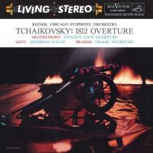 CIAIKOVSKY: Overture 1812