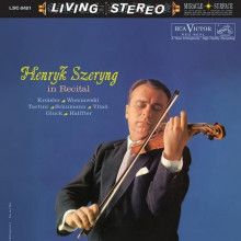 HENRIK SZERYNG in Recital