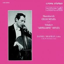 SHOSTAKOVICH - SCHUBERT: Sonate per cello